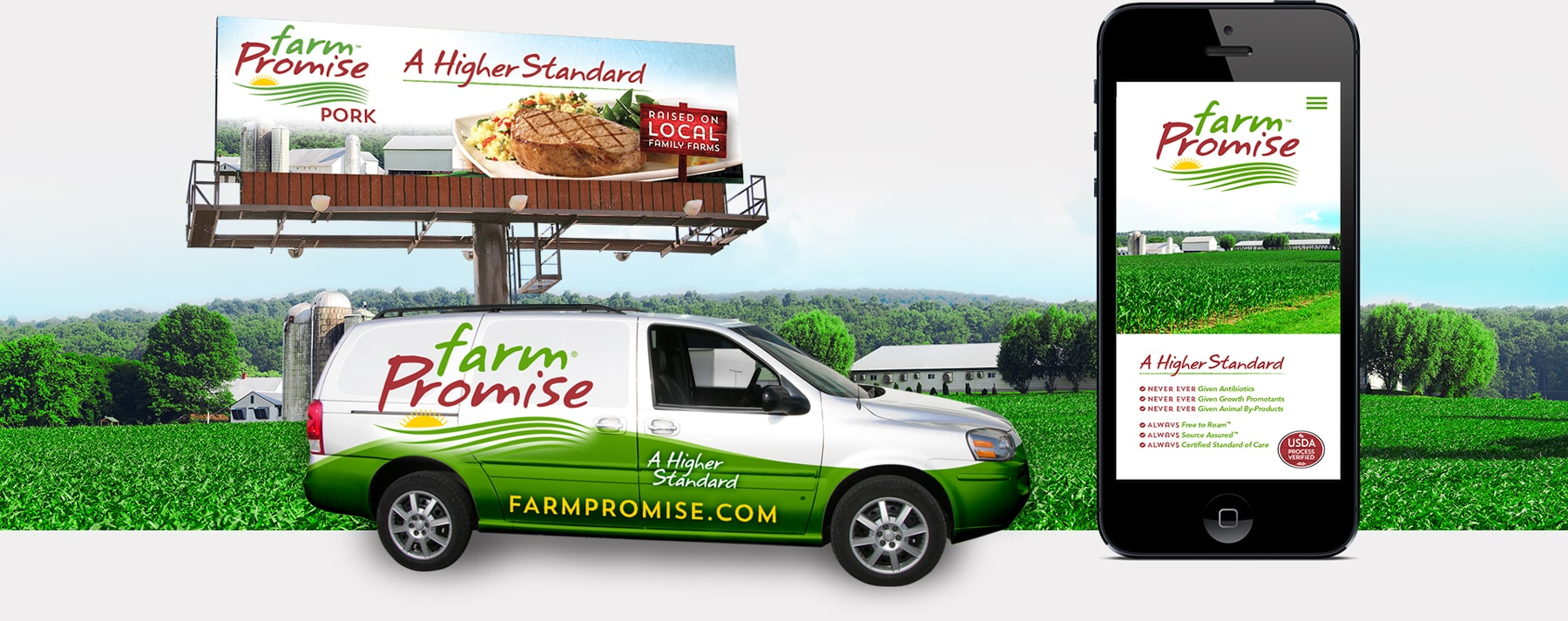 Billboard and mobile graphics