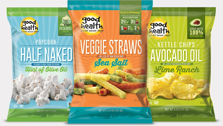 Good Health bagged products