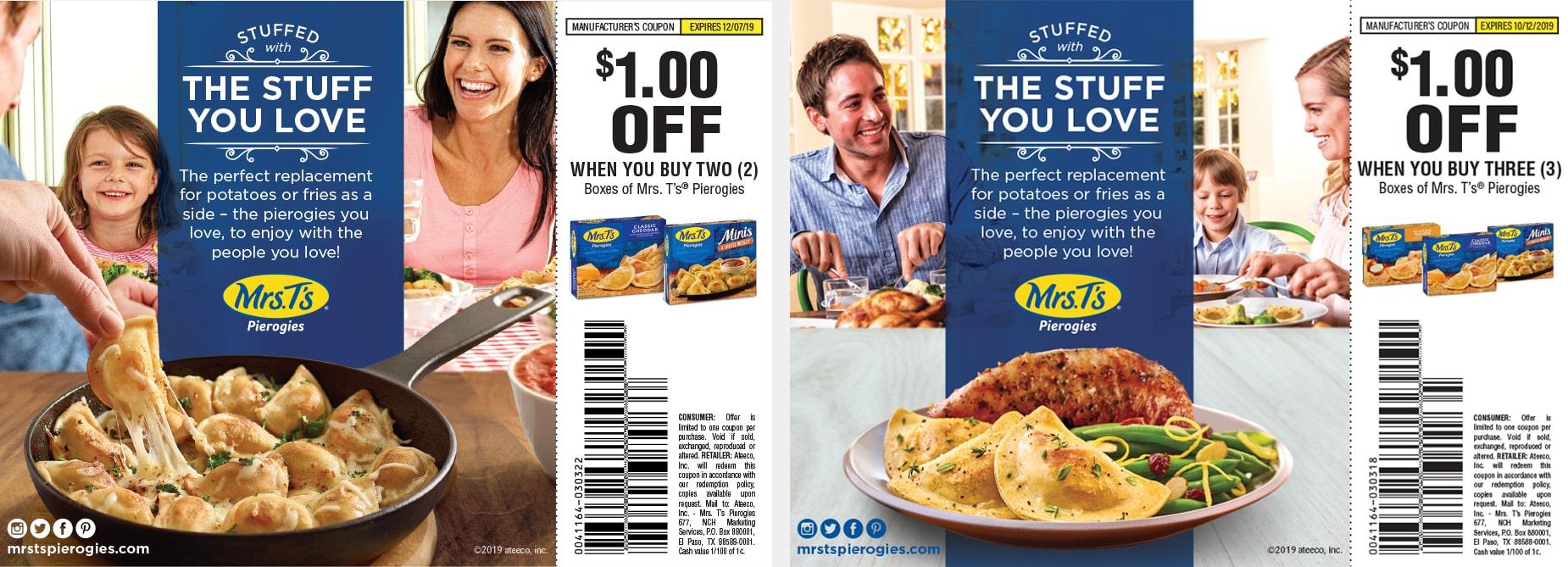FSI coupons
