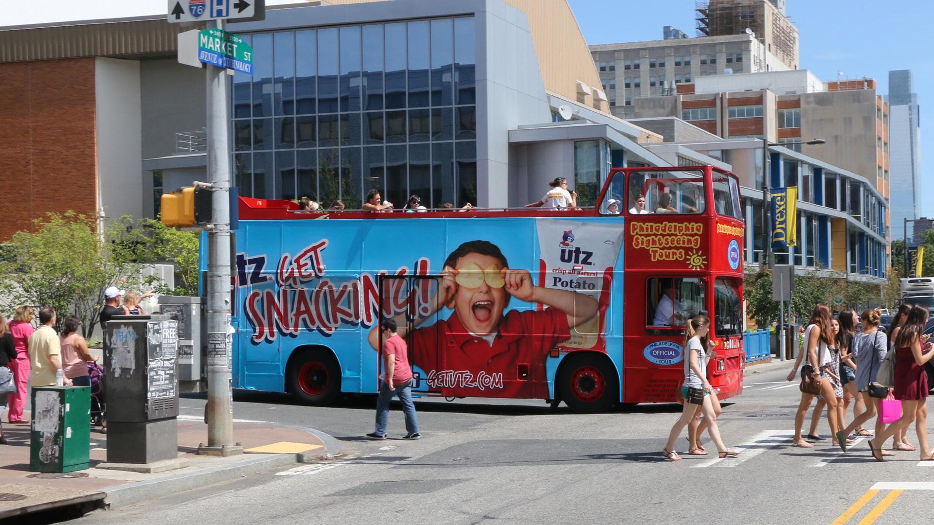 Utz bus