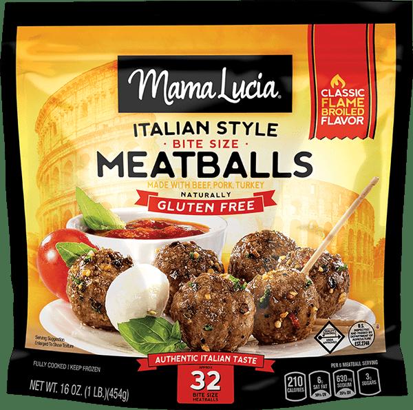 Mama Lucia Meatballs