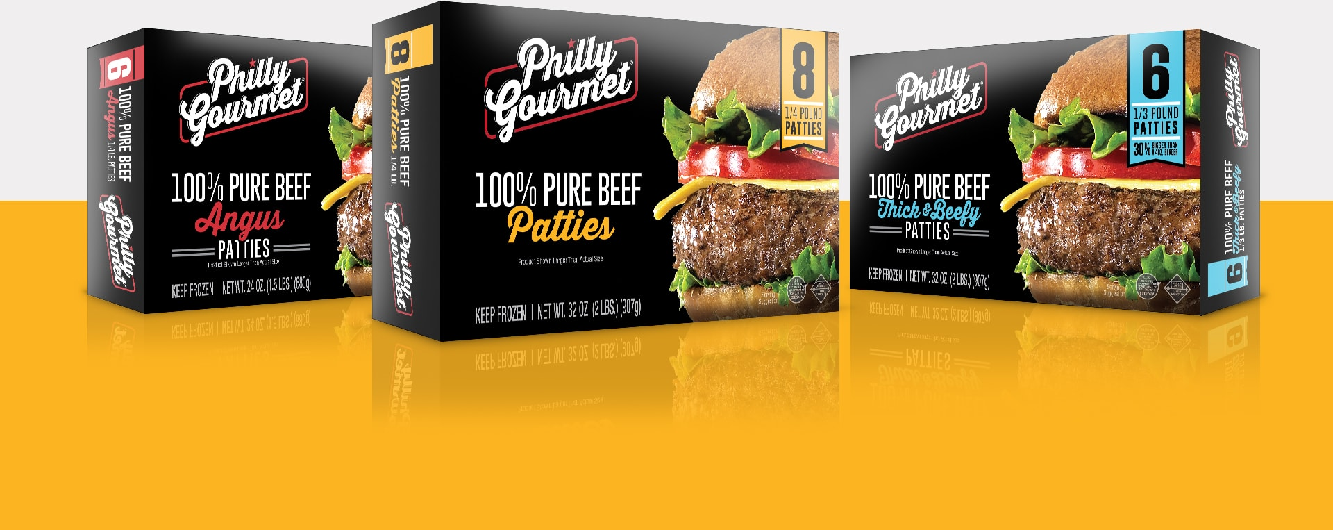 Philly Gourmet Packaging