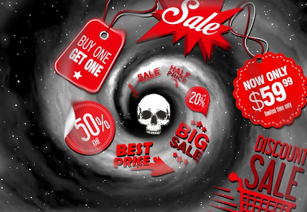 The Death Spiral of Price Promotions