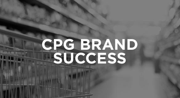 013: CPG Brand Success
